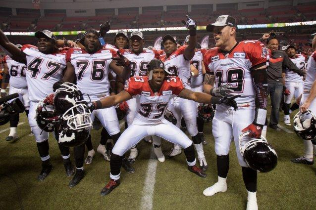100th grey cup betting line