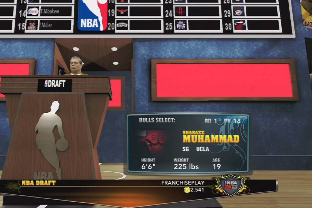 Nba 2k13 fictional draft class download - www