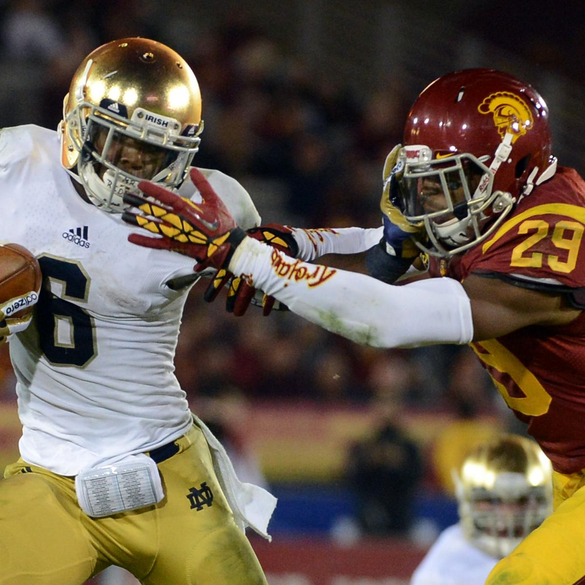 Notre Dame Football: Why Theo Riddick Is More Valuable to ...
