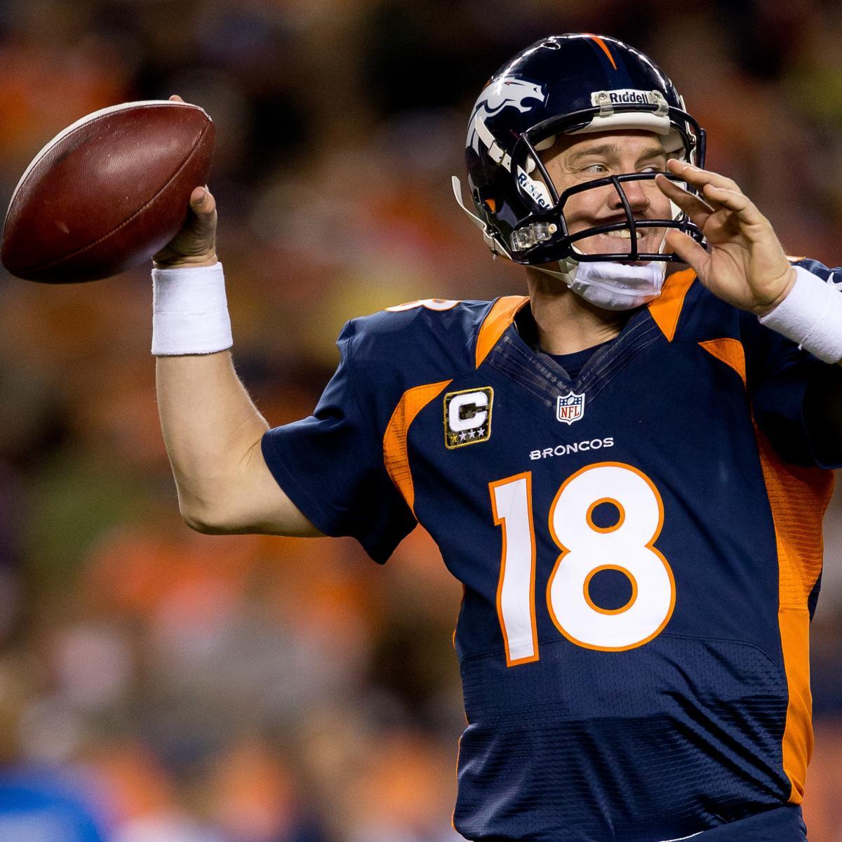 Peyton Manning: Analyzing Denver Broncos QB's MVP