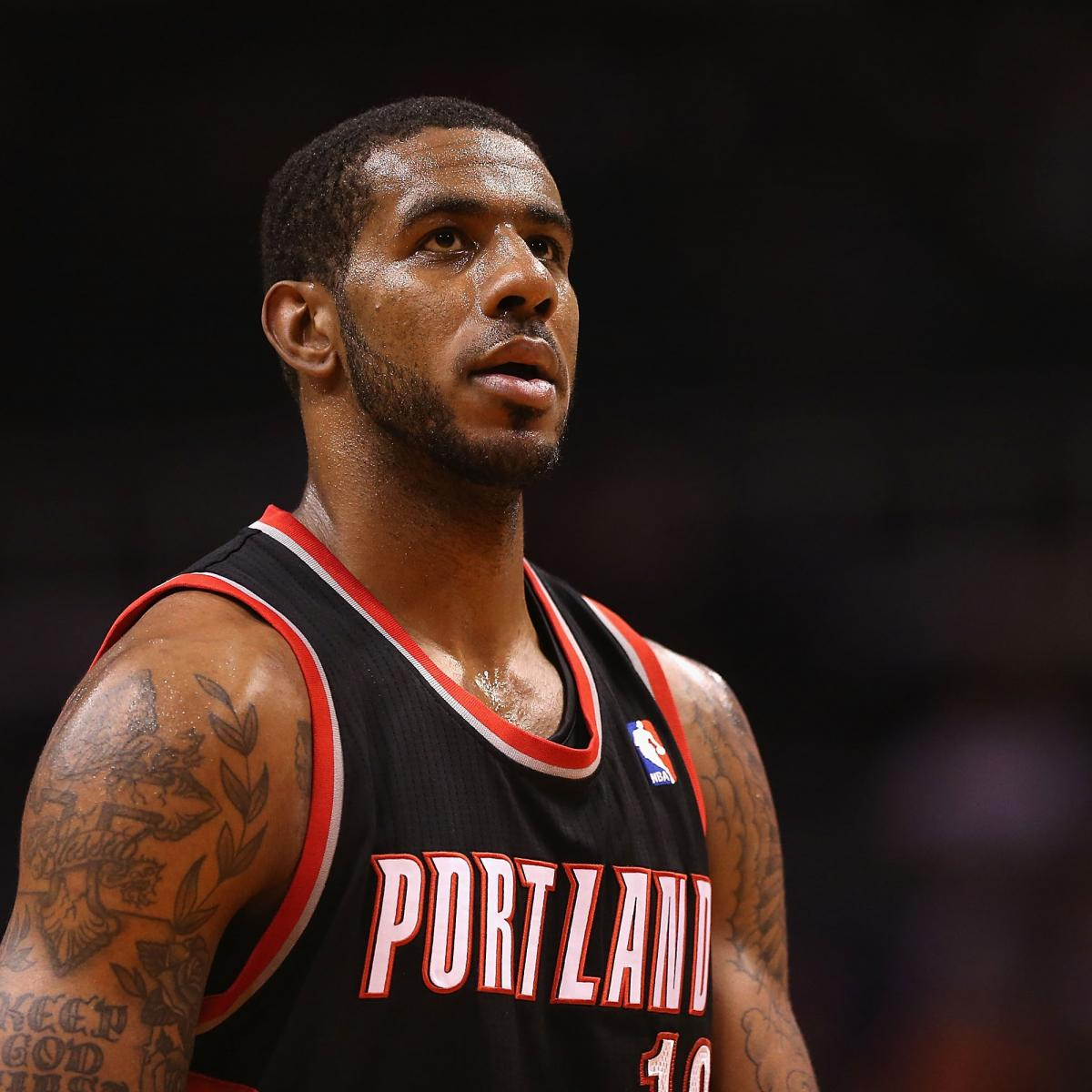Portland Trail Blazers Injury News: LaMarcus Aldridge Injury: Updates On Blazers Star's Back