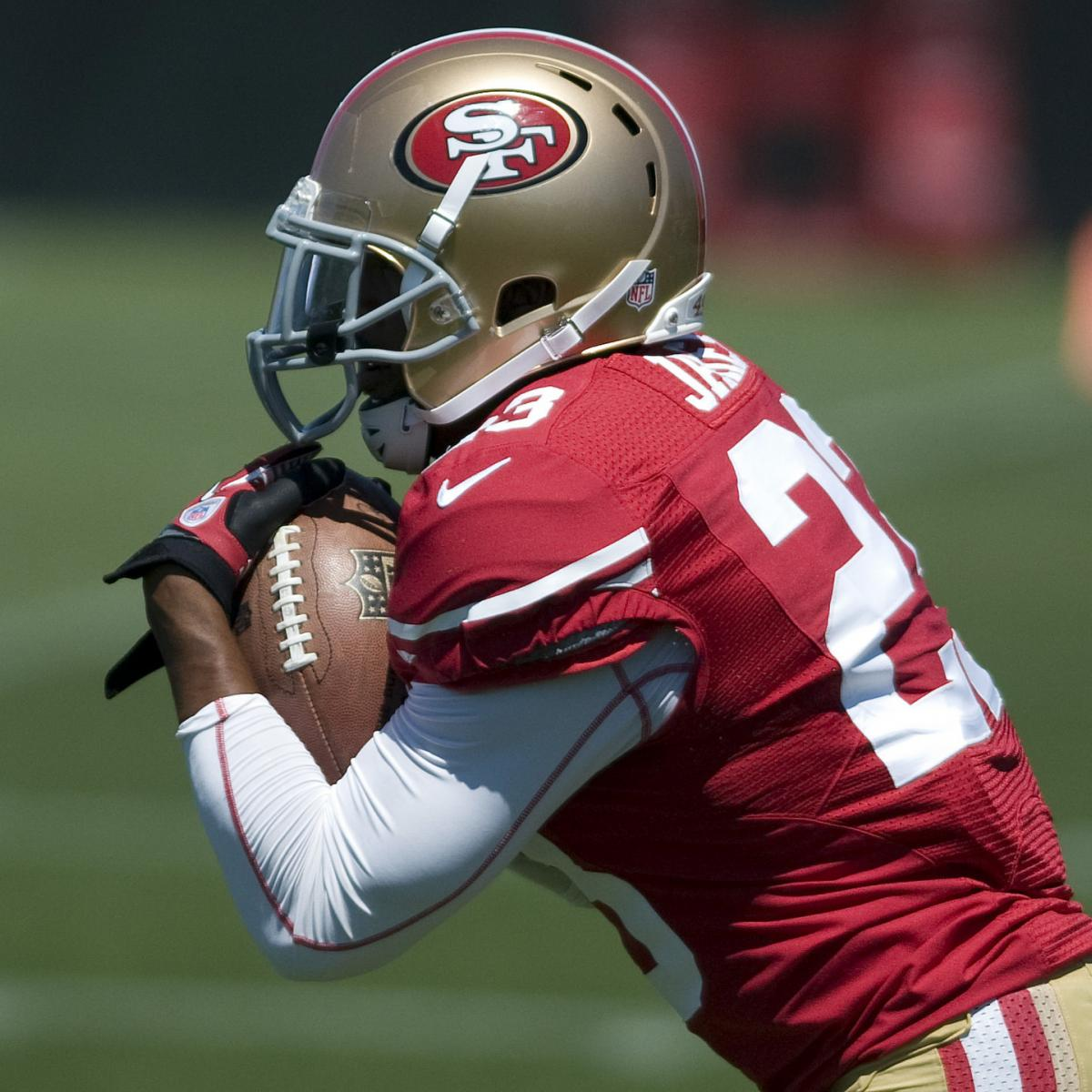 LaMichael James: Projecting 49ers Rookie's Role After
