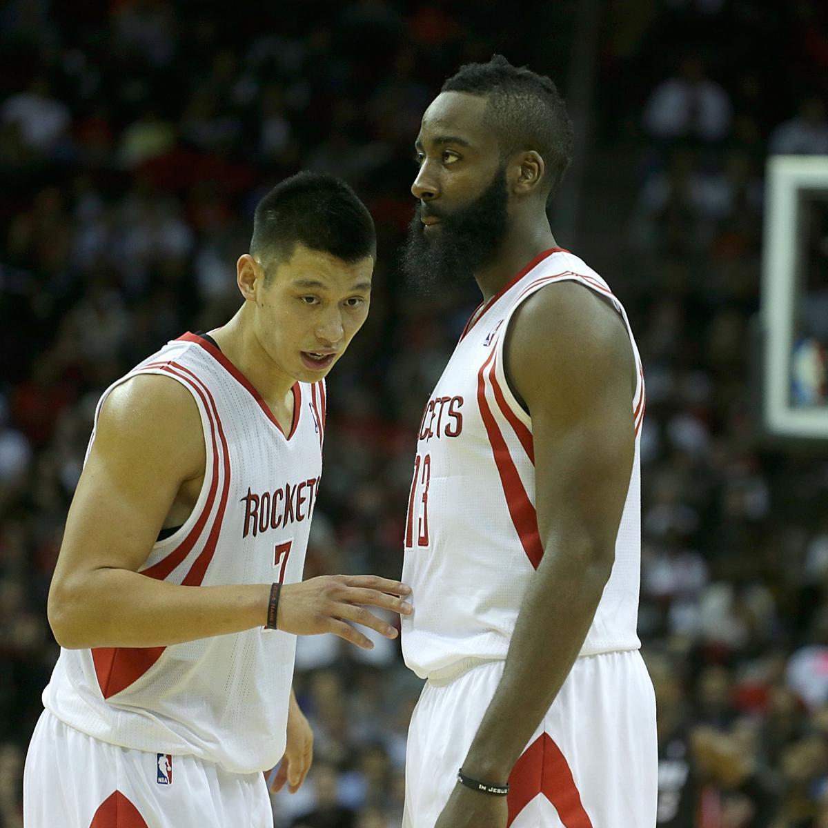 Houston Rockets Vs Oklahoma City Thunder: Houston Rockets Vs. Oklahoma City Thunder: Preview
