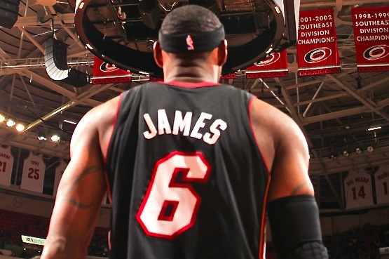 5826b2fb0 LeBron James has completely transformed his career since April of 2011