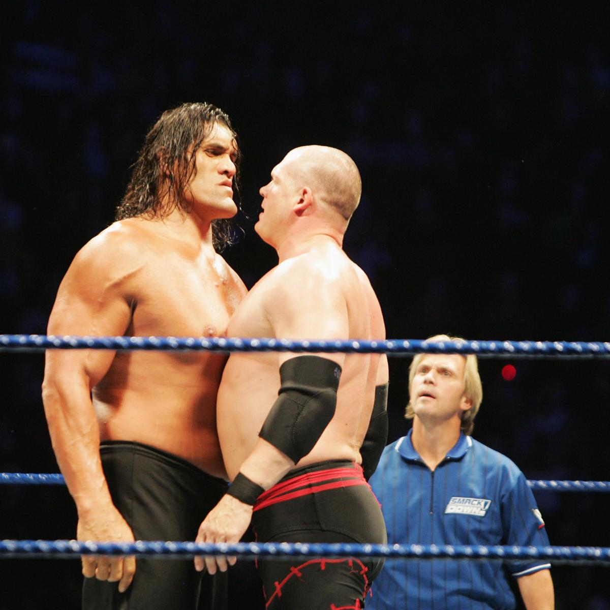 The 50 Biggest Wrestlers in History | Bleacher Report ...