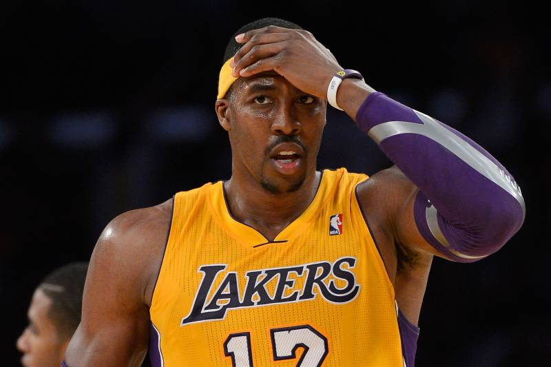 d7f13e790 Los Angeles Lakers  Why Can t Dwight Howard Hit Free Throws ...