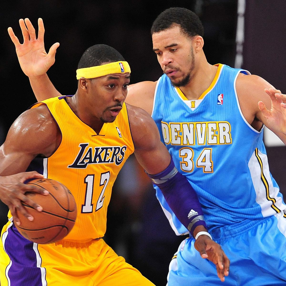 Denver Nuggets Vs. Los Angeles Lakers: Postgame Grades For