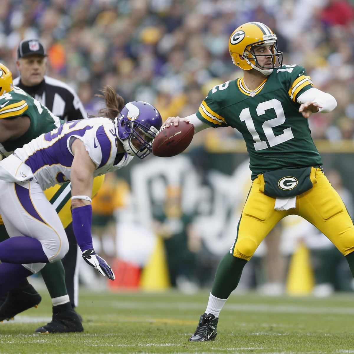 Packers vs. Vikings: Green Bay's Biggest Winners and ...