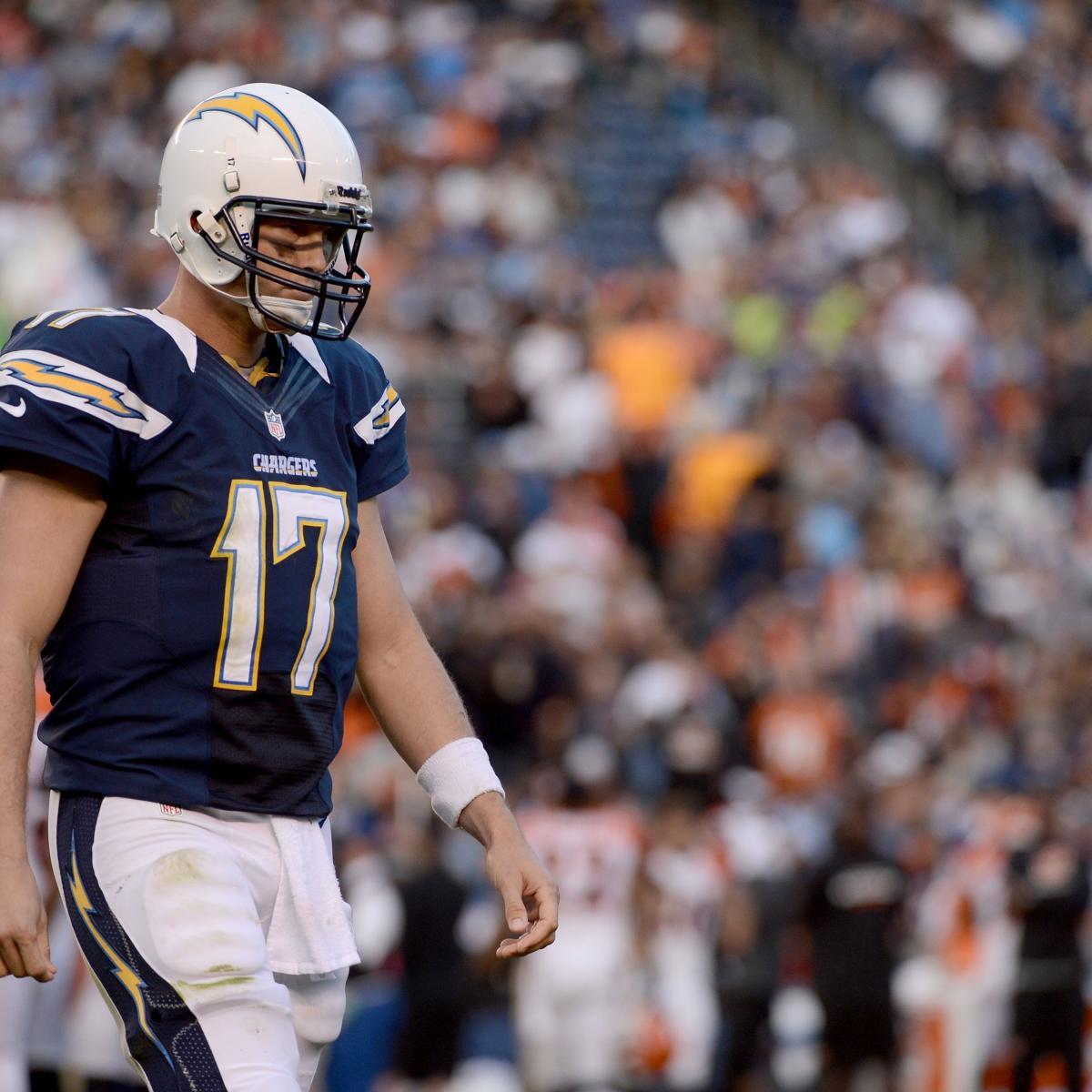 San Diego Chargers Football Record: Chargers Vs. Bengals: San Diego's Biggest Winners And