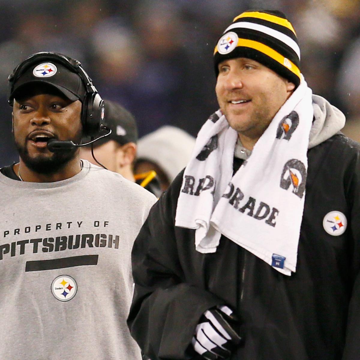 Ben Roethlisberger Injury: Updates On Steelers QB's