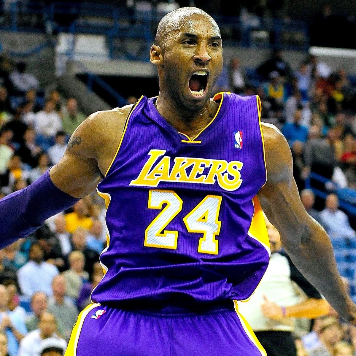Kobe Bryant Reaches Illustrious 30,000 Career Points Plateau   Bleacher ...
