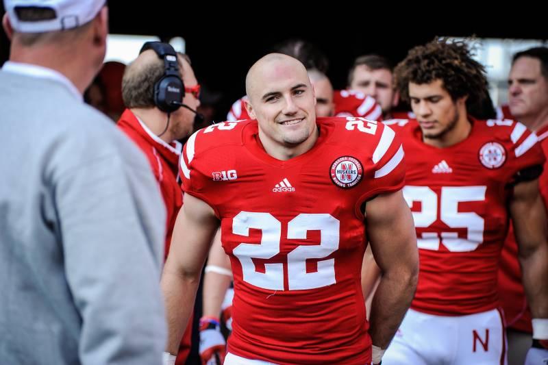 new arrival 13c18 e143b Nebraska Football: How Huskers Can Replace Rex Burkhead ...