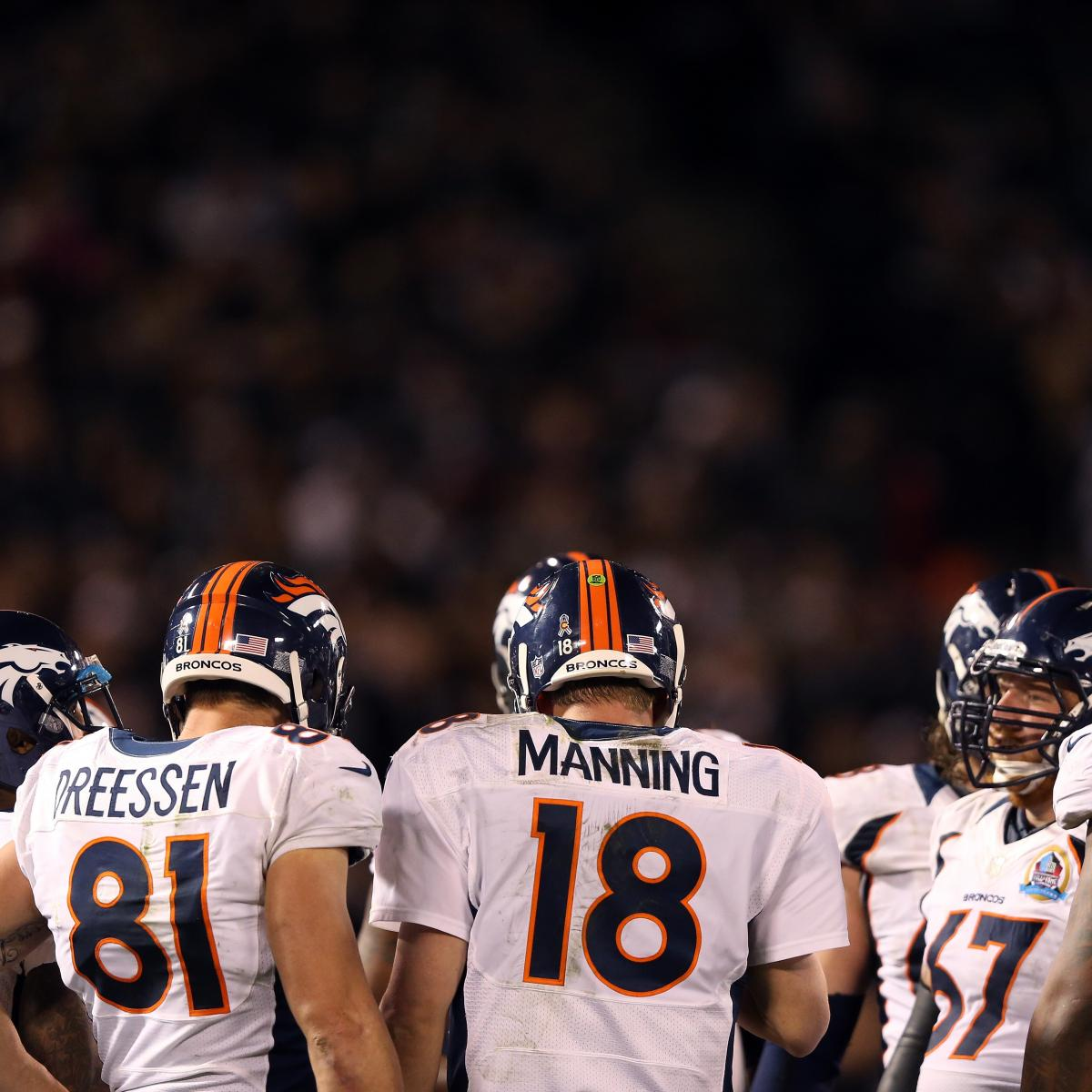 San Diego Chargers Game Live Stream: Broncos Vs. Ravens: TV Schedule, Live Stream, Spread Info