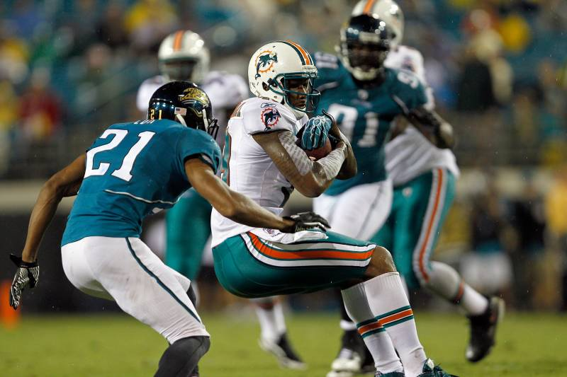 wholesale dealer b6b18 e553b Miami Dolphins: What the 'Fins Must Do to Beat the Jaguars ...