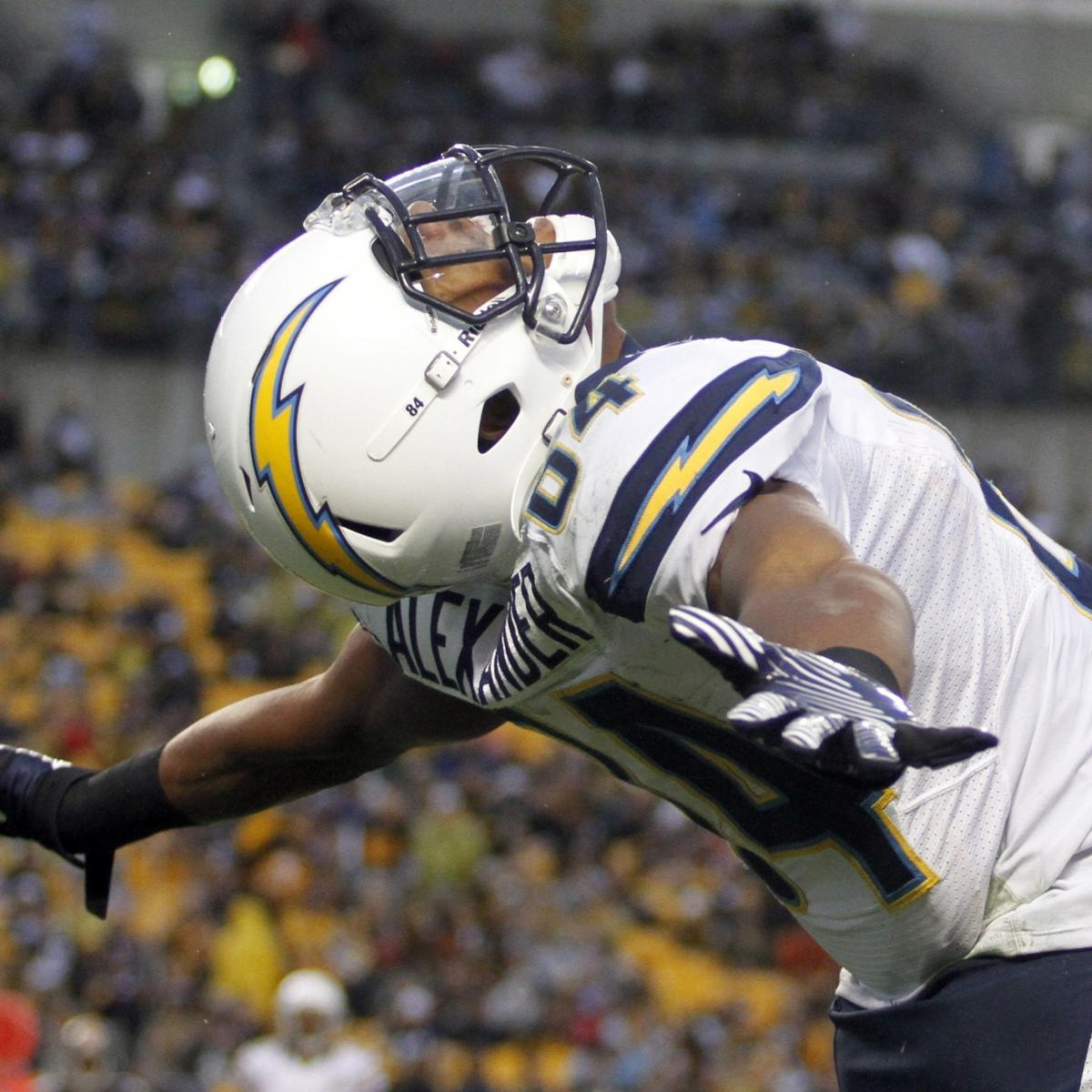 San Diego Chargers Draft Needs: Free Agency, Draft Targets Chargers Must Chase For 2013