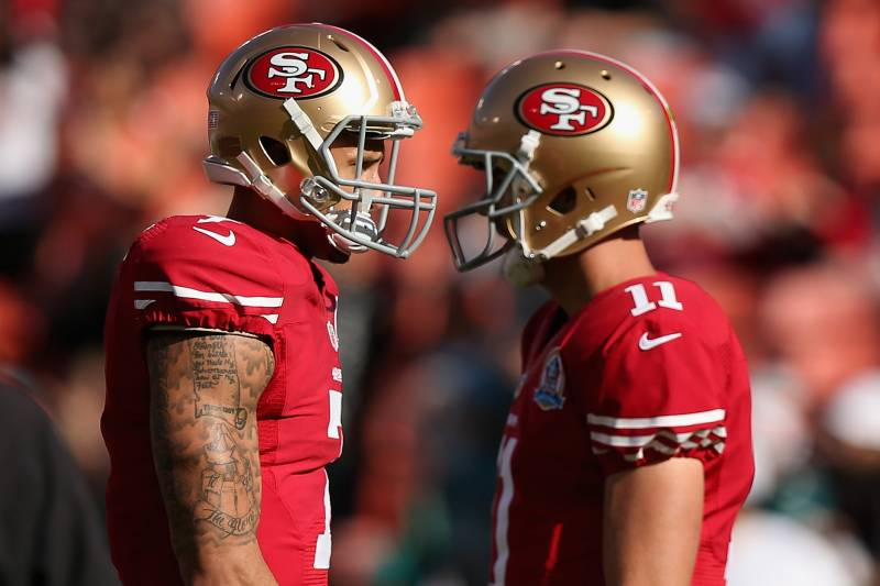 f45d546a1fc Colin Kaepernick vs. Alex Smith  What Did We Think Then