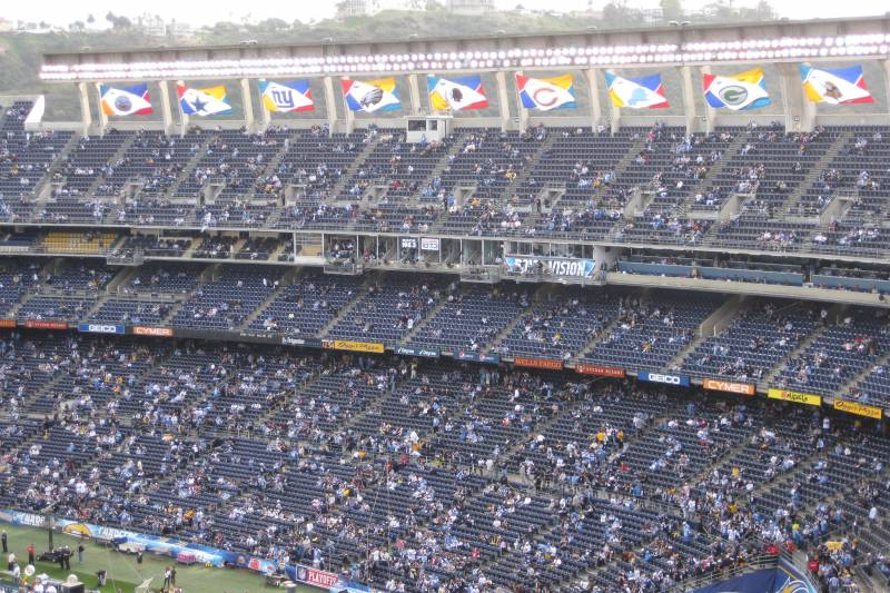 San Diego Chargers Turn to Groupon in Desperate Attempt to