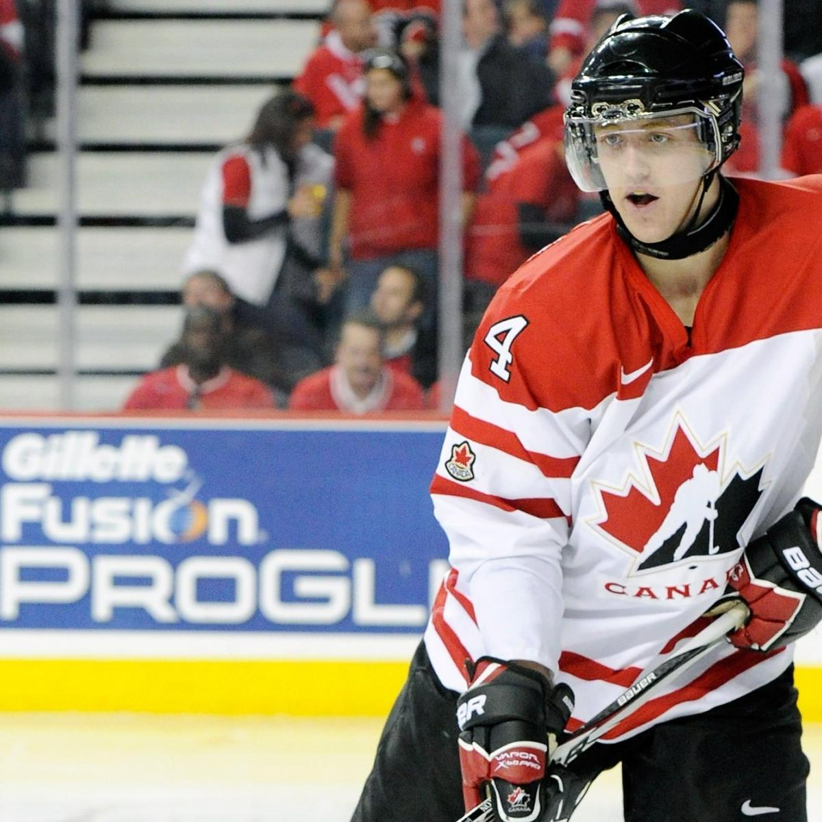 3 Boston Bruins Prospects Named To Team Canada For World