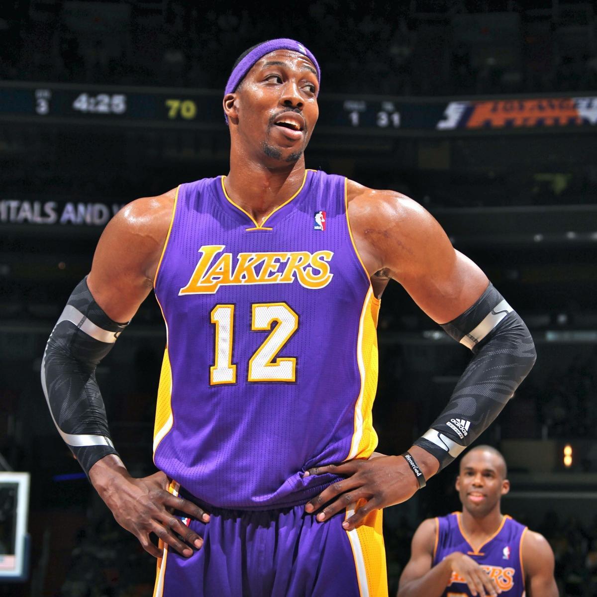 Los Angeles Lakers vs. Washington Wizards: Postgame Grades ...