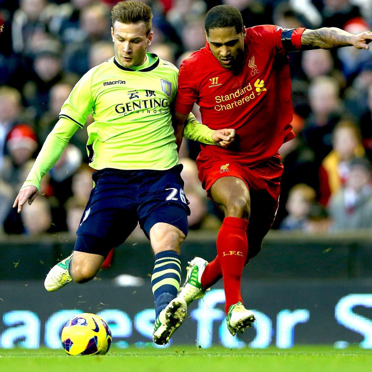 Liverpool Vs. Aston Villa: 6 Things We Learned In Heavy