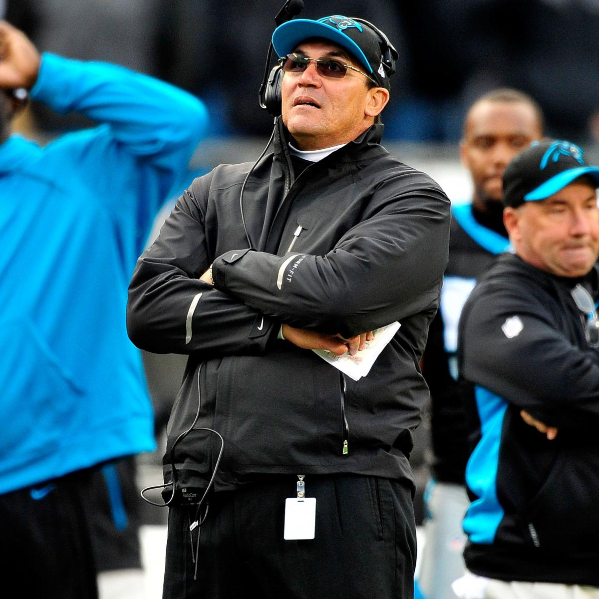 San Diego Chargers Club Seats: Ron Rivera Should Remain As The Carolina Panthers' Head