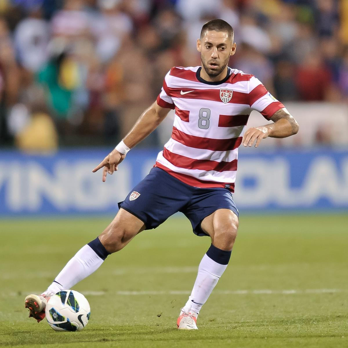 Clint Dempsey – Ethnicity of Celebs | What Nationality ... |Clint Dempsey Hair