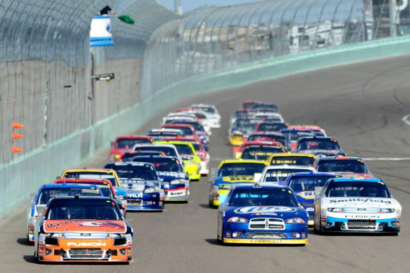 NASCAR: Where Does NASCAR Rank Among American Pro Sports Heading