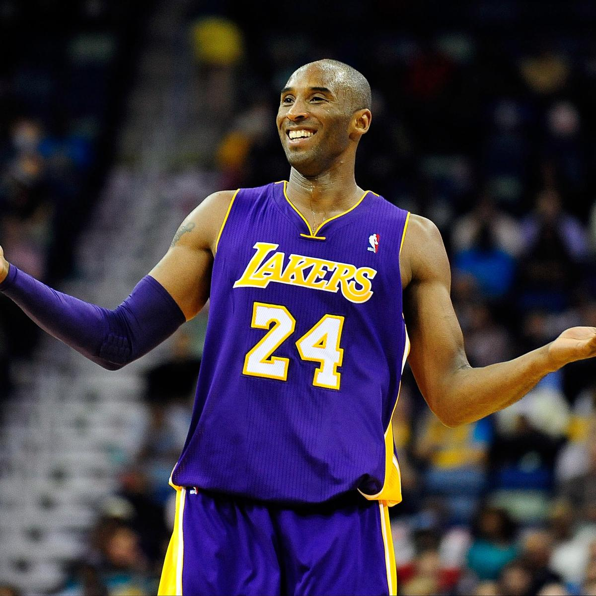 Pinpointing What Has Made Kobe Bryant so Efficient at Age 34   Bleacher ...