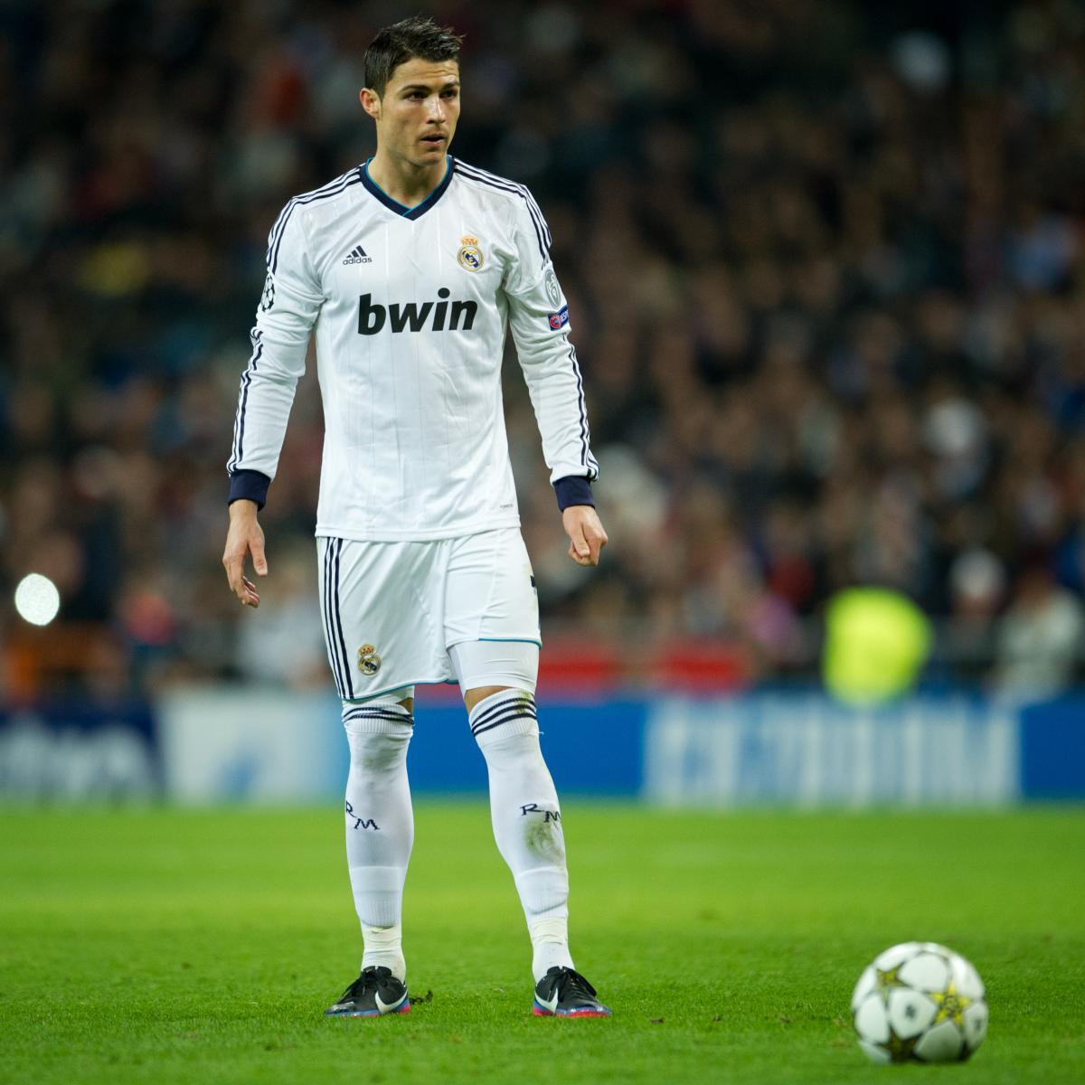 Golf Kiwi Ko Not At Top Just Yet: UEFA Champions League Draw 2012-13: Ranking Last 16