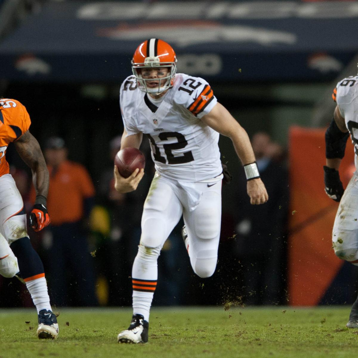 Denver Broncos Vs Detroit Lions Live Score Highlights And: Browns Vs. Broncos: Cleveland's Biggest Winners And Losers