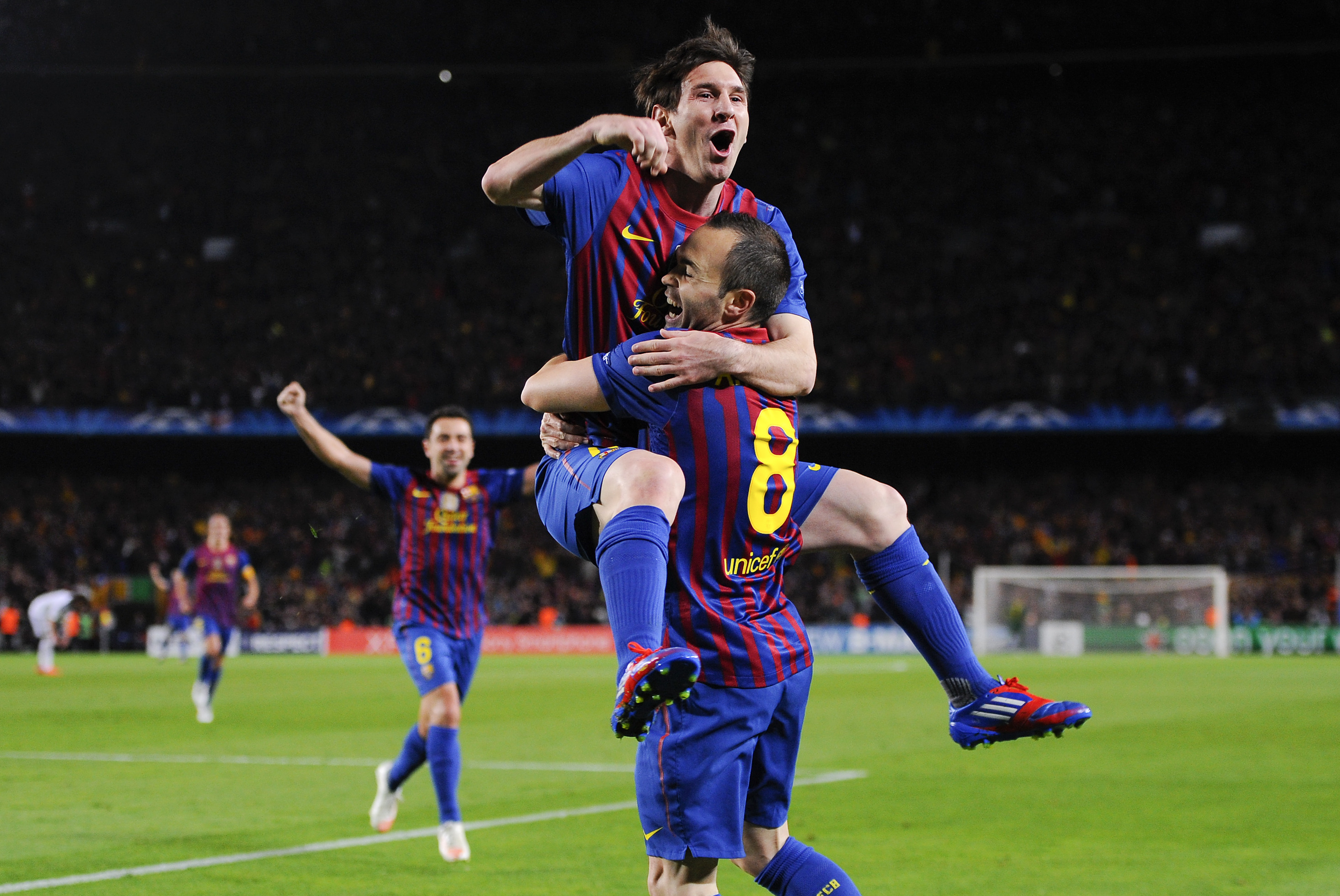 90a5346fb Breaking Down Lionel Messi s Magical 91-Goal Year for Barcelona and  Argentina