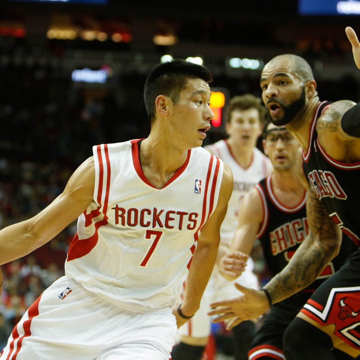 Houston Rockets Zach Lowe: Houston Rockets Vs. Chicago Bulls: Preview, Analysis And