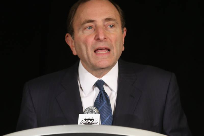 Gary Bettman What Exactly Has He Done On His 20 Years On The Job