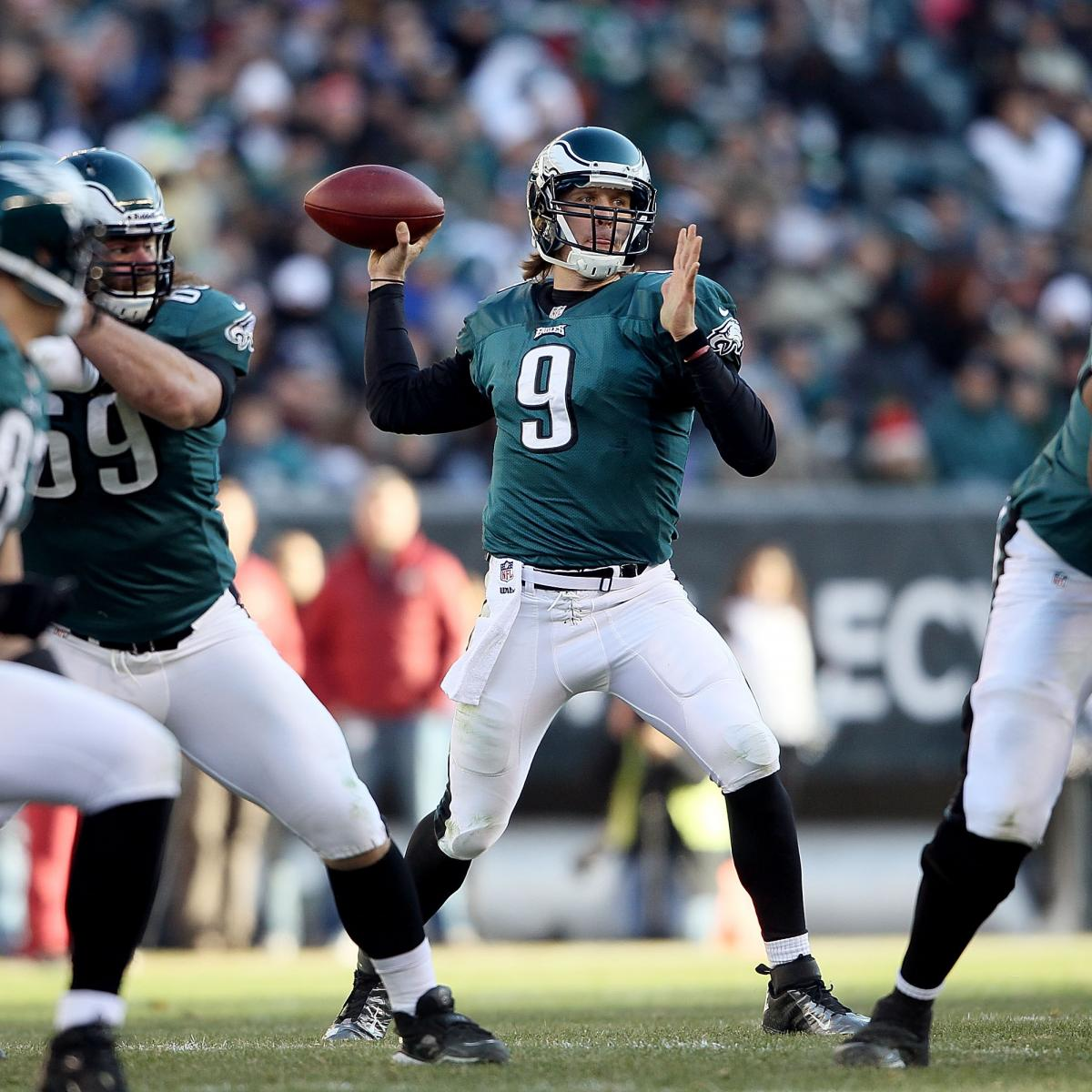 Why Nick Foles Should Definitely Be Philadelphia Eagles