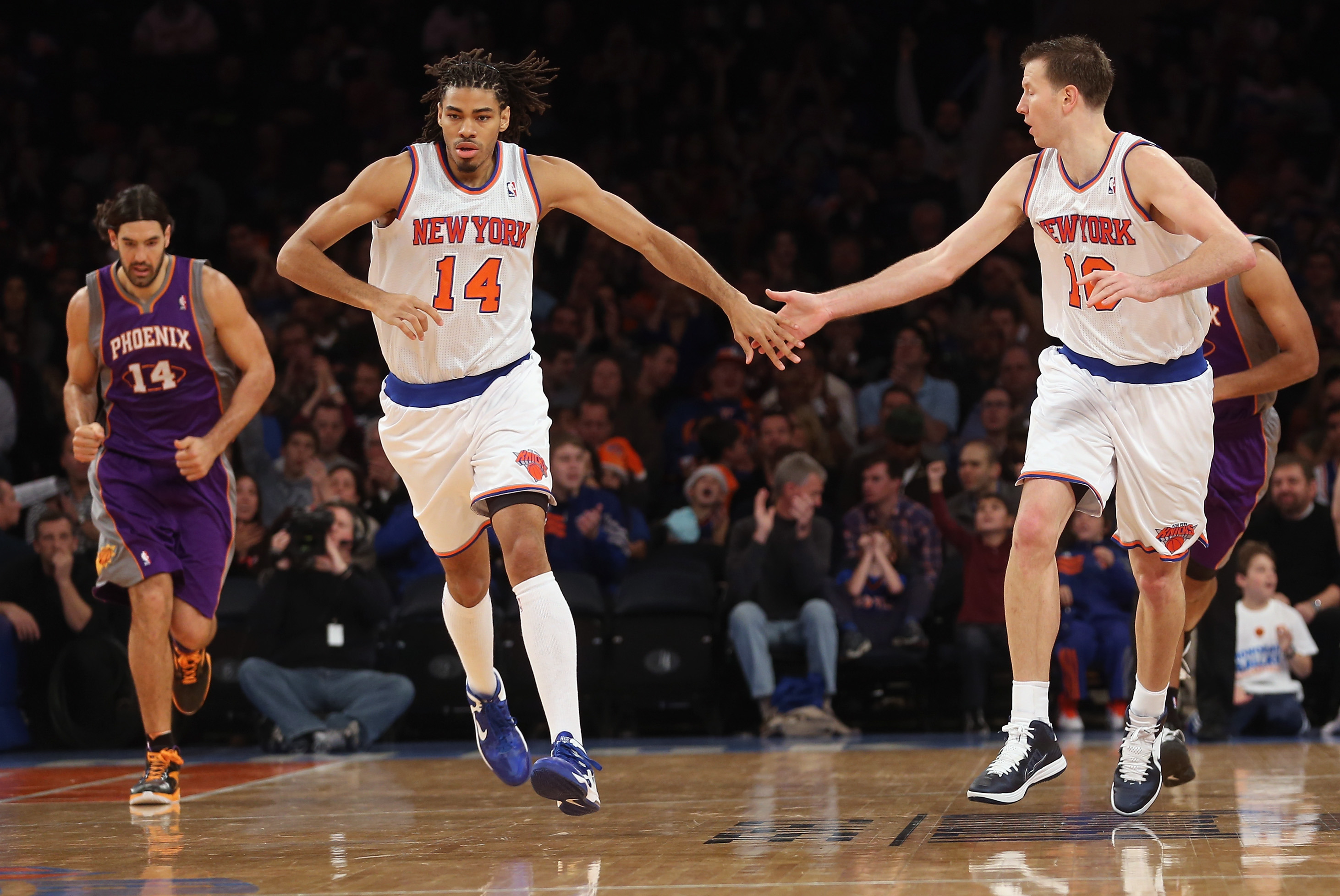 outlet store e1137 ac878 Chris Copeland: A Clear Improvement for the Knicks over ...