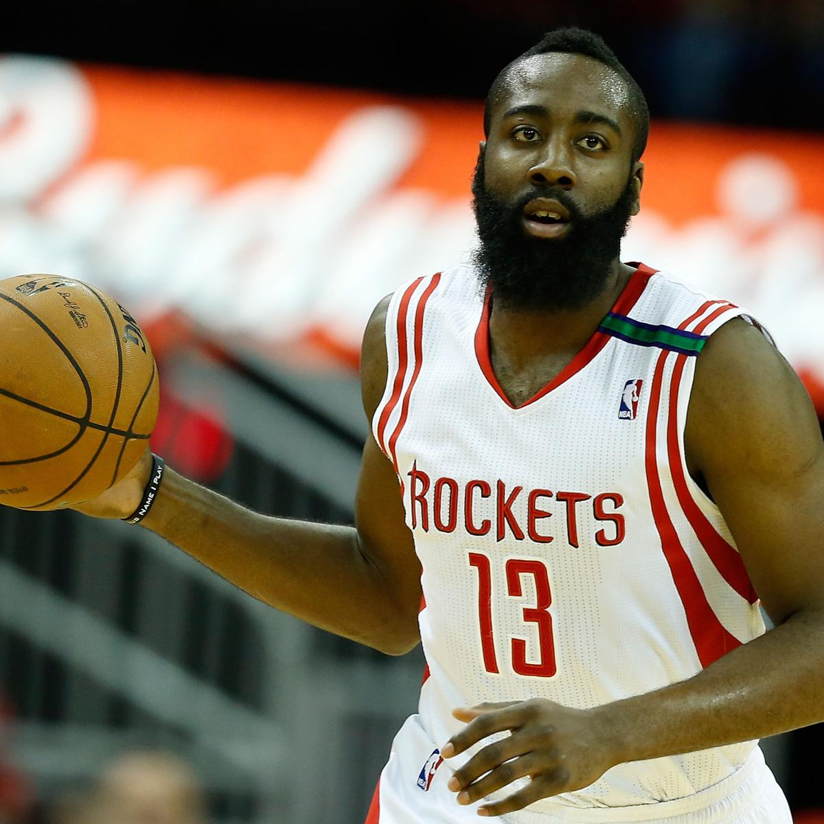 James Harden Free Agency: James Harden's Success Makes Houston A Landing Spot For