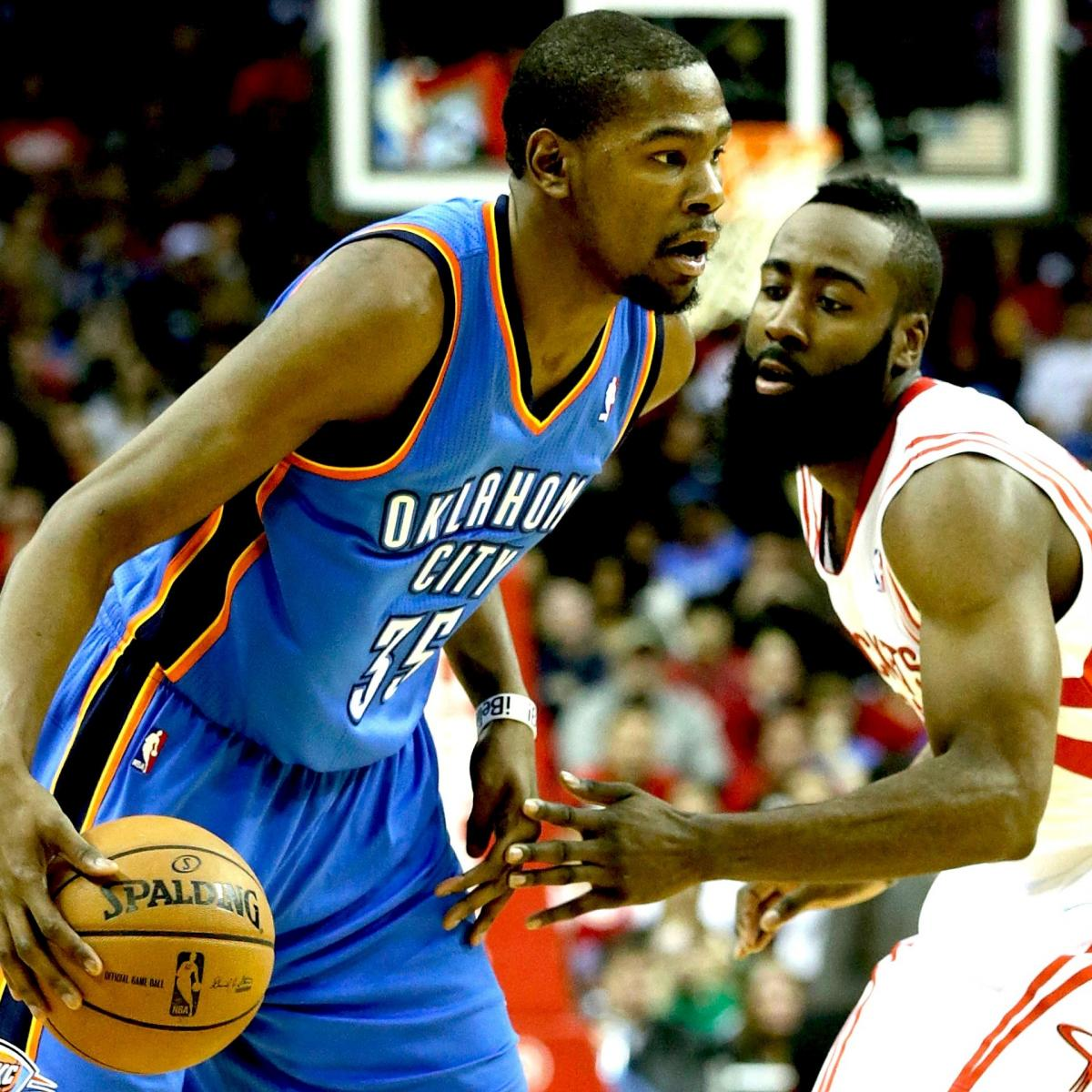 Houston Rockets Vs Okc: Oklahoma City Thunder Vs. Houston Rockets: Postgame Grades