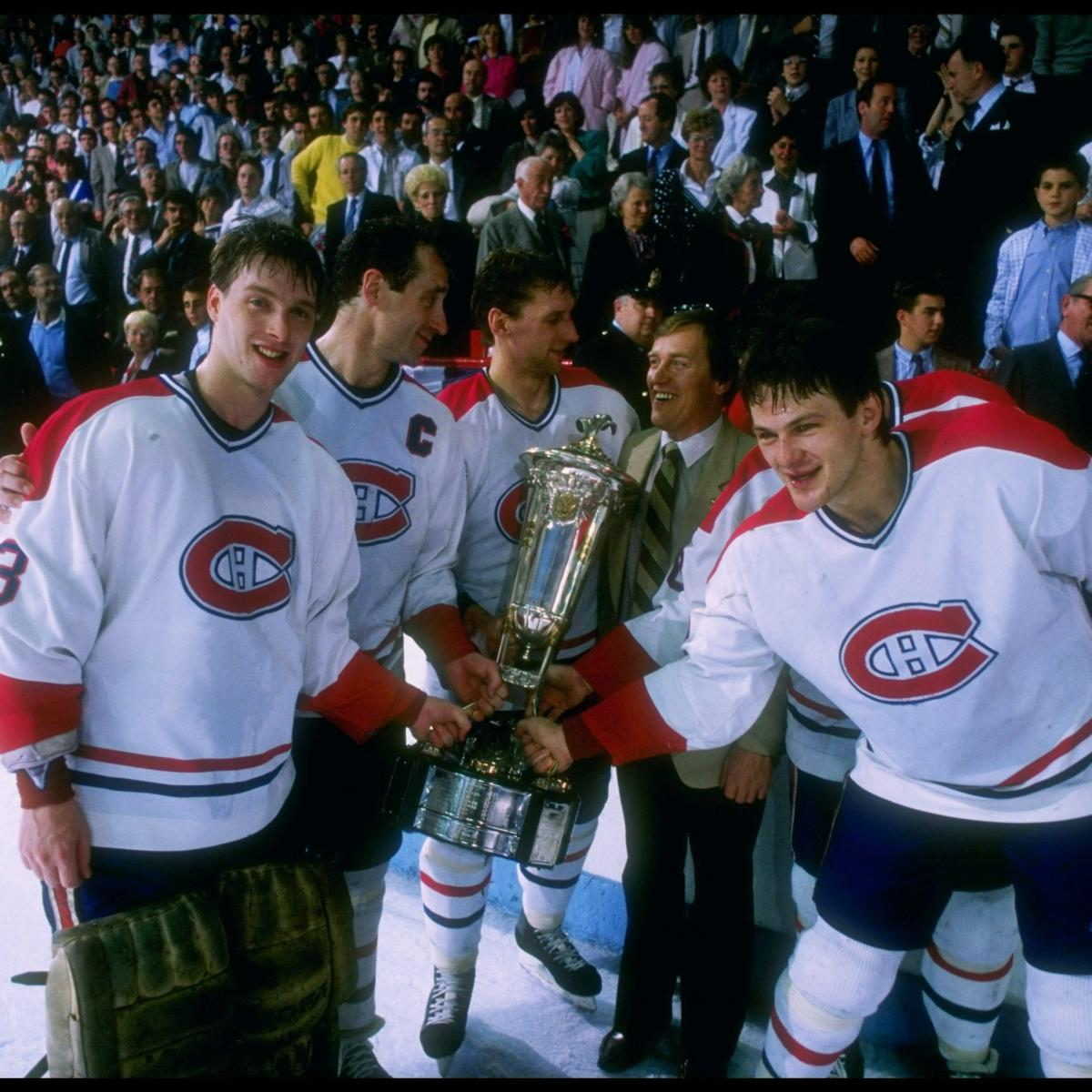 Montreal Canadiens: Top 10 Historical Moments from the Montreal Forum |  Bleacher Report | Latest News, Videos and Highlights