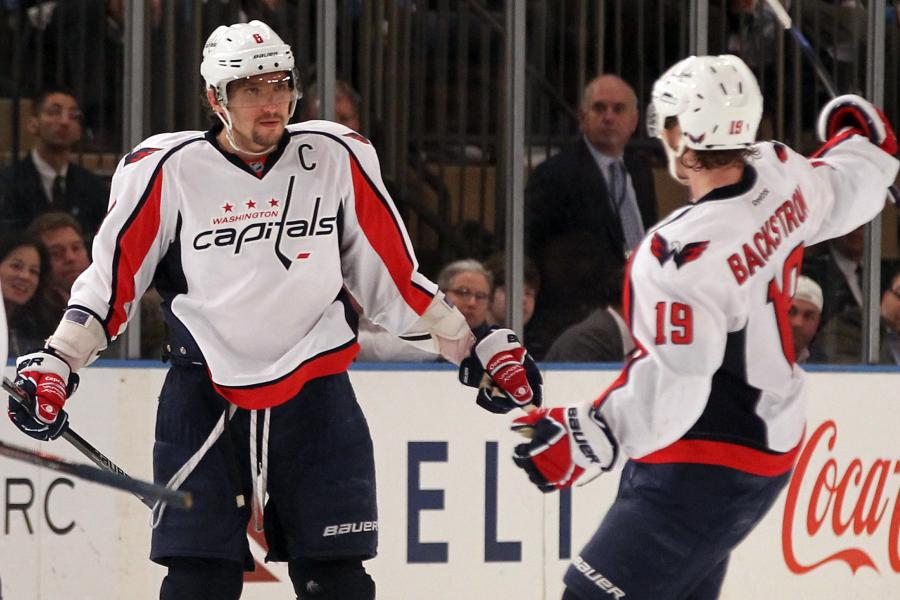 cc7787c02e9 Washington Capitals  Why Ovechkin and Backstrom Must Be on the Same Line