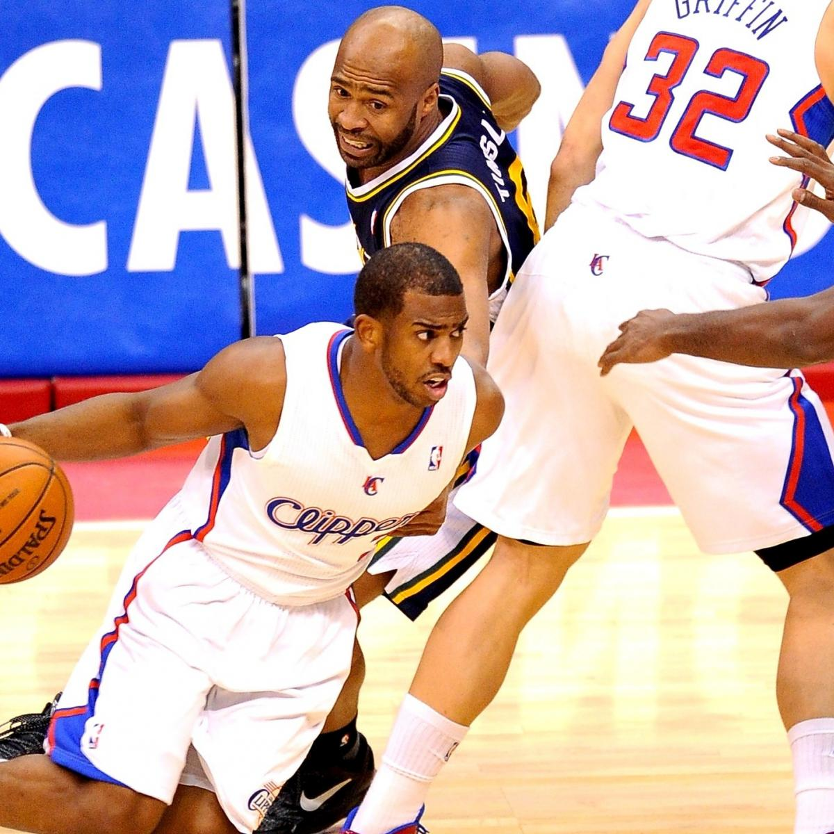 Nuggets Clippers Highlights: Utah Jazz Vs. L.A. Clippers: Live Score, Results And Game