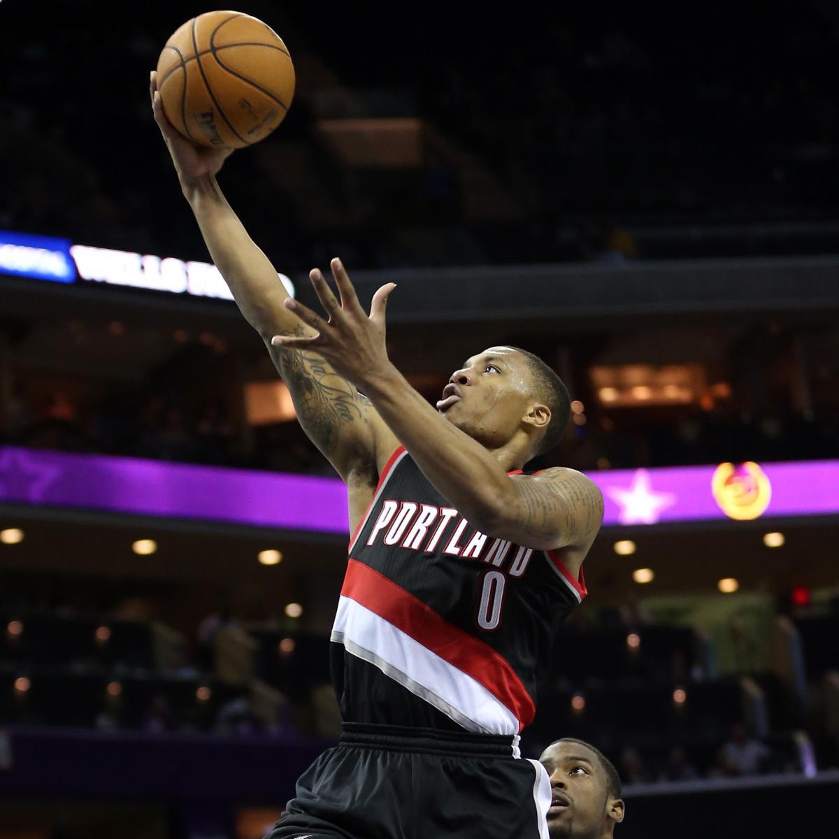Portland Blazers Ranking: Ranking Portland Trail Blazers' Best Damian Lillard