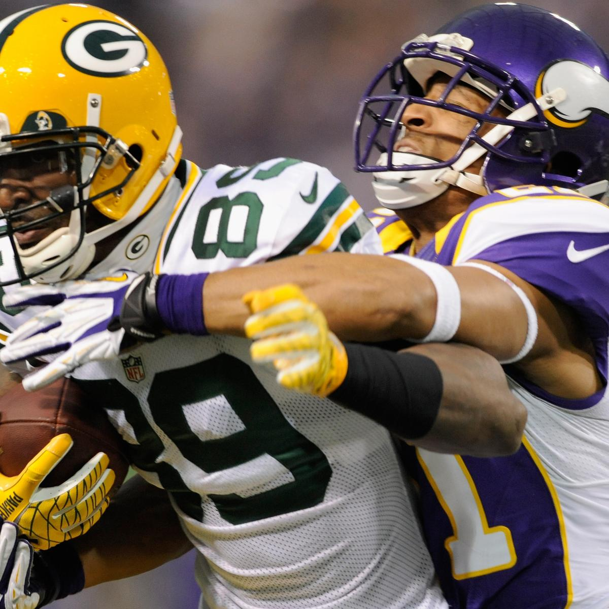 Vikings vs. Packers: Biggest Key to Victory for Each Rival ...