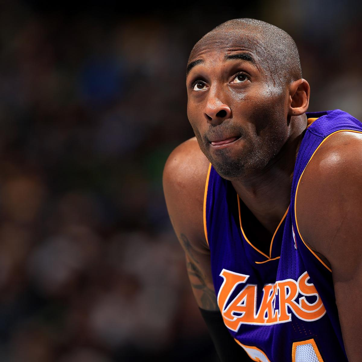Kobe Bryant Joins Twitter, World Subsequently Loses Their Black Mamba ...