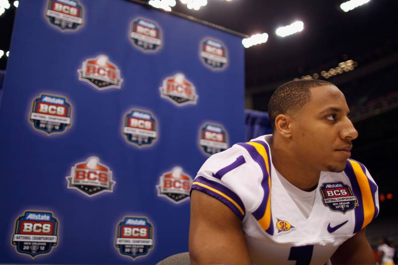 pretty nice 0ac75 31a71 LSU Football: Who Will Replace Eric Reid and Tharold Simon ...