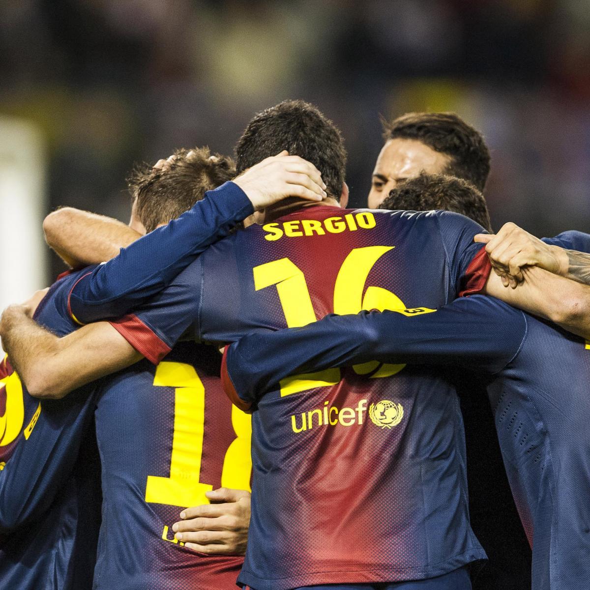 Barcelona Vs. Espanyol: La Liga As It Happened