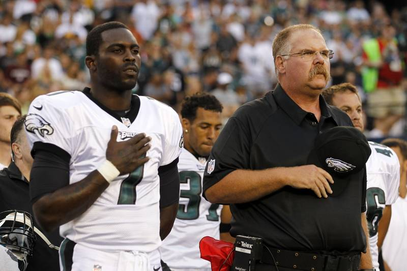 c0571539891 Could Michael Vick Follow Andy Reid to the Kansas City Chiefs ...