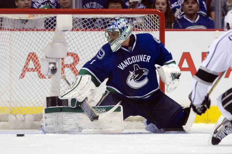 Roberto Luongo Trade To Maple Leafs Would Be Best Move For All