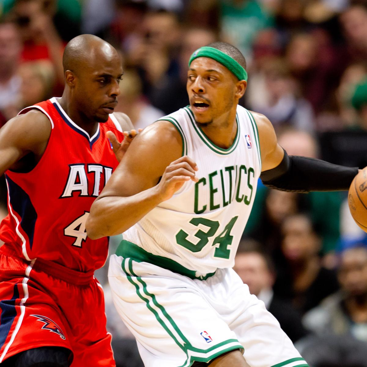 Power Ranking NBA Playoff Teams In The Eastern And Western