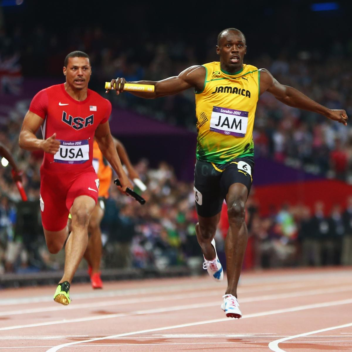 Usain Bolt MPH: Breaking Down Amazing Speed from Olympic Sprinter | Bleacher Report | Latest News, Videos and Highlights