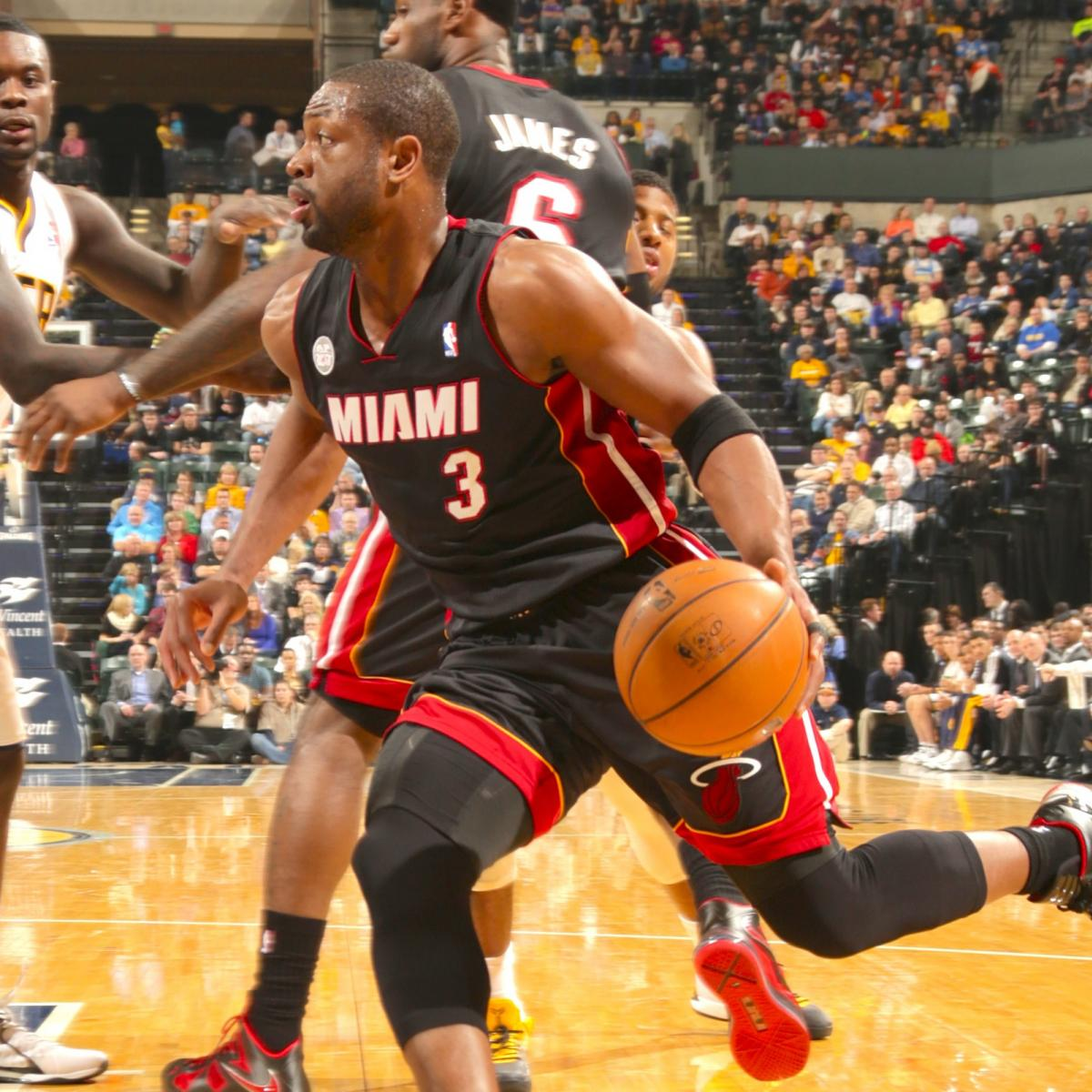 Miami Heat Vs. Indiana Pacers: Live Score, Results And